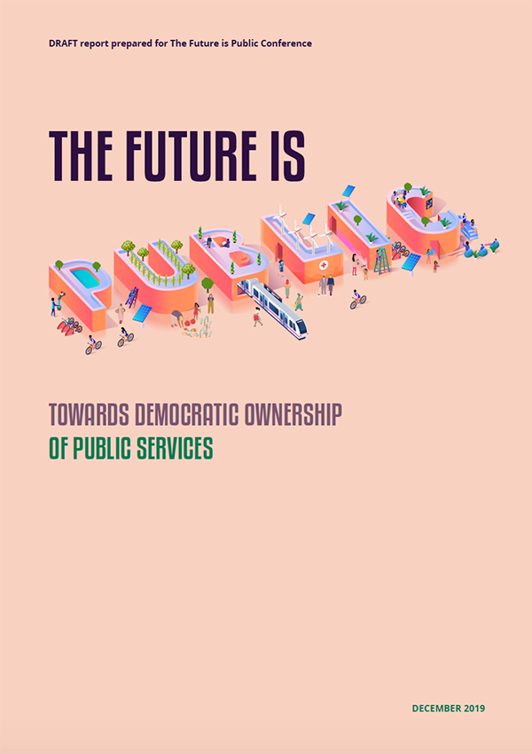 The Future is Public report
