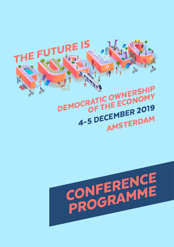 The Future is Public programme